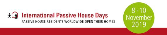 International Passive House Open Days November 8-10